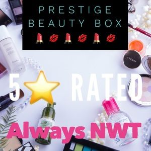 🏃🏼‍♀️RUN🏃🏼‍♀️ Prestige Beauty Box Restock